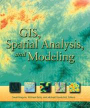GIS, Spatial Analysis and Modeling