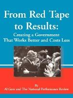 From Red Tape to Results
