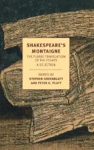 Shakespeare's Montaigne