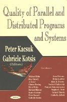 Quality of Parallel and Distributed Programs and Systems