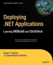 Deploying.NET Applications