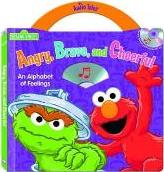 Sesame Street: Angry, Brave, and Cheerful