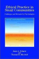 Ethical Practice in Small Communities