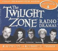 The Twilight Zone Radio Dramas Collection 4