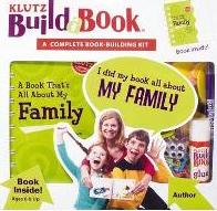 A Book That's All about My Family