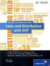 100 Things You Should Know About Sales and Distribution in SAP