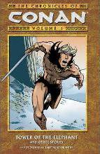 Chronicles of Conan Volume 1: Tower of the Elephant and Other Stories