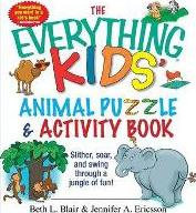 The Everything Kids' Animal Puzzles and Activity Book