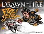 Drawn By Fire 2015 Calendar