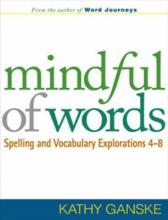 Mindful of Words