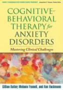 Cognitive-behavioral Therapy for Anxiety Disorders