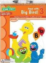 Read with Big Bird!, Ages 3+