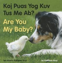 Are You My Baby? (Hmong/English)