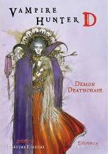 Vampire Hunter D Volume 3: Demon Deathase