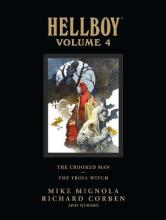 Hellboy Library Volume 4: The Crooked Man and the Troll Witch: Volume 4