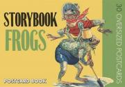 Storybook Frogs Postcard Book
