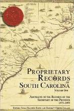 Proprietary Records of South Carolina