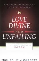 Love Divine and Unfailing
