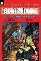 Bionicle: The Battle of Voya Nui No. 5