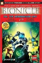 Bionicle: The Underwater City No. 6