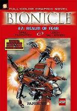 Bionicle: Realm of Fear No. 7