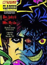 Classics Illustrated: Dr Jekyll and Mr Hyde No. 7
