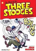 Best of the Three Stooges Comicbooks #1, The