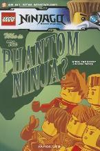 Lego Ninjago #10: The Phantom Ninja