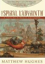 The Spiral Labyrinth: Tale of Henghis Hapthorn