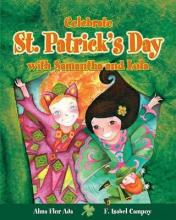 Celebrate St.Patrick's Day with Samantha and Lola