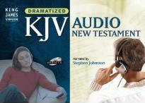 Dramatized New Testament-KJV