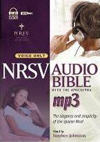 NRSV Audio Bible with the Apocrypha