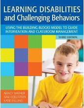 Learning Disabilities and Challenging Behaviors