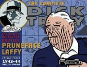 "Complete Chester Gould's ""Dick Tracy"": v. 8"