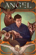 Angel: The Wolf, the Ram, and the Heart Volume 3