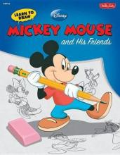 Learn to Draw Mickey Mouse and His Friends