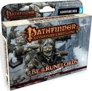 Pathfinder Adventure Card Game: Rise of the Runelords Deck 3 - The Hook Mountain Massacre Adventure