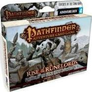 Pathfinder Adventure Card Game: Rise of the Runelords Deck 4 - Fortress of the Stone Giants Adventur: Rise of the Runelords Deck 4 - Fortress of the Stone Giants Adventur
