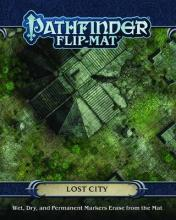 Pathfinder Flip-Mat: Lost City: Lost City