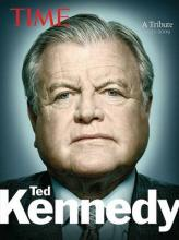 """Time"" Ted Kennedy"