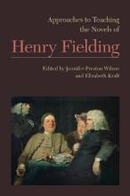 Approaches to Teaching the Novels of Henry Fielding