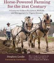 Horse-Powered Farming for the 21st Century