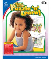 Bible Story Puzzle 'n' Learn!