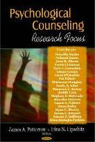Psychological Counseling Research Focus