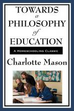 Towards a Philosophy of Education