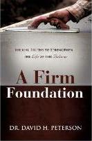A Firm Foundation