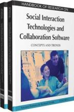 Handbook of Research on Social Interaction Technologies and Collaboration Software