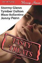 Tasty Treats Anthology, Volume 3 [Man to Man, Boiling Point, Swan Song, Claiming Kristen] (Siren Menage Amour)