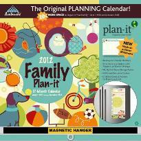 Family Plan-it 2012 Calendar