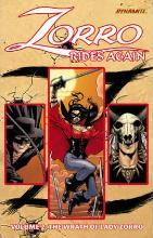 Zorro Rides Again: The Wrath of Lady Zorro Volume 2
